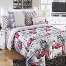 Комплект постельного белья Лондон 1 (с компаньоном)