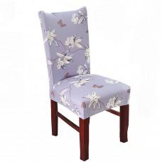 Чехол на стул спандекс Elastic 021