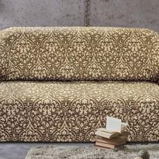 Чехол на четырехместный диван универсальный Богемия М Марон