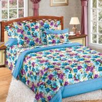 Комплект постельного белья Лазурит 1
