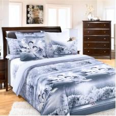 Комплект постельного белья Лебединое озеро 5