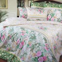 Комплект постельного белья Римский дворик 1