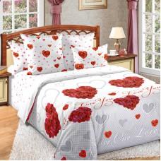 Комплект постельного белья Вечная любовь