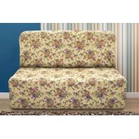 Чехол на кресло без подлокотников универсальный Кретона Беж