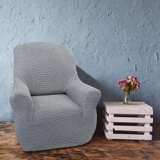 Чехол на кресло универсальный Галант Грис Кларо