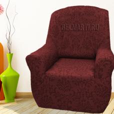 Чехол на кресло универсальный Богемия Рохо
