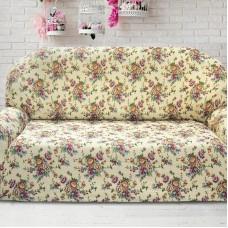 Чехол на четырехместный диван универсальный Кретона Марфил
