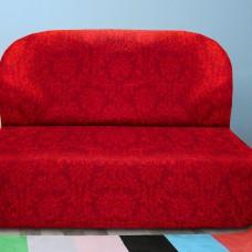 Чехол на диван без подлокотников универсальный Богемия Рохо