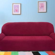 Чехол на четырехместный диван универсальный Галант Рохо