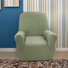 Чехол на кресло универсальный Галант Верде