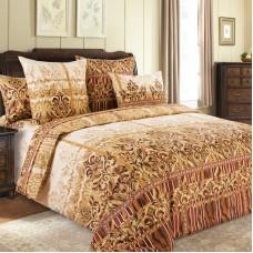 Комплект постельного белья Бакарди 1
