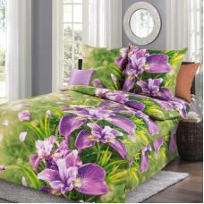"""Комплект постельного белья 1,5 спальный хлопок """"Анастасия 1"""""""