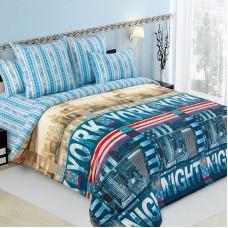 Комплект постельного белья Мегаполис
