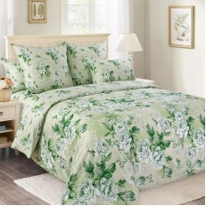 Комплект постельного белья Белый сад 1