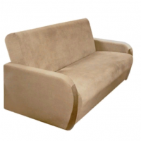 Чехол на 3м диван клик- кляк Бирмингем бежевый