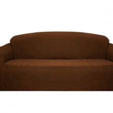 Универсальный чехол на двухместный диван Бирмингем антик