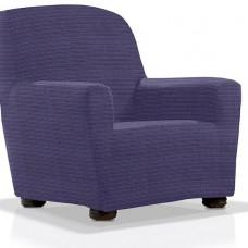 Чехол на кресло универсальный Ибица Азул