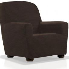 Чехол на кресло универсальный Ибица Грис