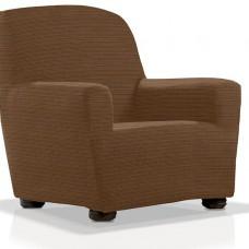 Чехол на кресло универсальный Ибица Марон