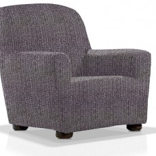 Чехол на кресло универсальный Натуре Бланко