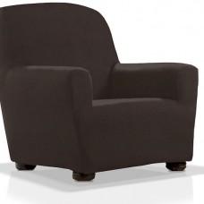 Чехол на кресло универсальный Натуре Грис