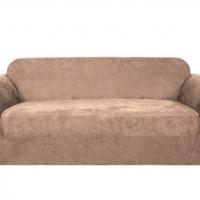 Чехол на трехместный диван Лидс бежевый