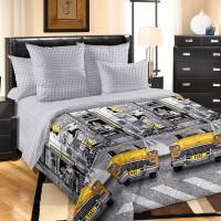 Комплект постельного белья Такси