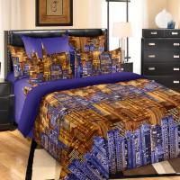 Комплект постельного белья Панорама 2