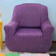 Чехол на кресло универсальный Тоскана Малва