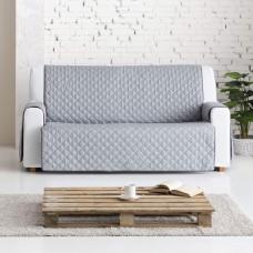 Накидка на 3м диван Йорк цвет св-серый
