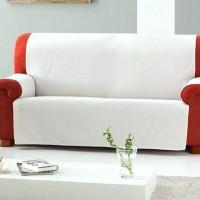 Накидка на двухместный диван Иден светло-серый