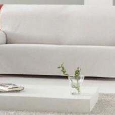 Накидка непромокаемая на трехместный диван Иден светло-серый