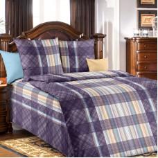 """Комплект постельного белья  хлопок 1.5 спальный """"Вертикаль 1"""""""