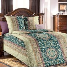 """Комплект постельного белья  хлопок 1.5 спальный """"Визаж 3"""""""