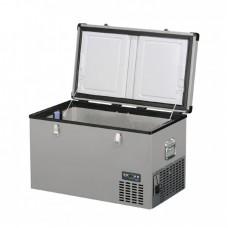 Компрессорный автохолодильник Indel B TB 74 Steel (74л)