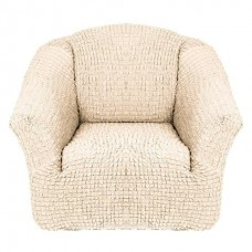 Чехол на кресло без оборки (Шампань)
