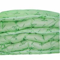 Одеяло бамбуковое полуторное. Зимнее. Размер: 150х210 см.