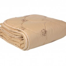 Одеяло из верблюжьей шерсти двуспальное. Осенне - весеннее. Размер: 170х210 см.