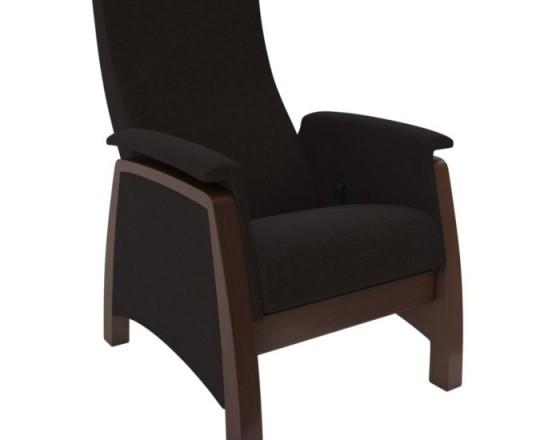 Кресло-глайдер Balance-1 каркас Орех, ткань Montana-100
