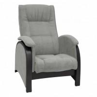 Кресло-глайдер  Balance-2 каркас Венге, ткань Verona Light Grey