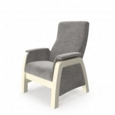 Кресло-глайдер Balance-1 каркас Дуб шампань/шпон, ткань Verona Light Grey