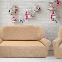Комплект чехлов на 3-ёх местный диван и два кресла Богемия Марфил