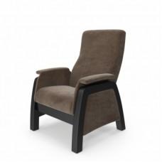 Кресло-глайдер  101 каркас Венге, ткань Verona Brown