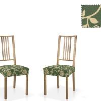 Чехол на сиденье стула универсальный Акапулько Верде (2 шт)