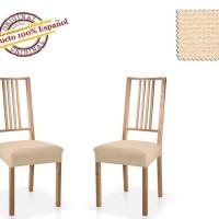 АЛЯСКА - МАРФИЛ. Европейский чехол на сиденье стула (2шт)