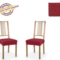 Чехол на сиденье стула универсальный Аляска Рохо (2шт)