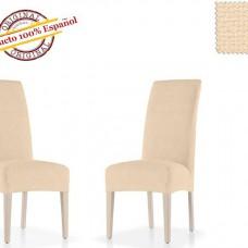 Чехол на стул со спинкой универсальный Аляска Марфил (2шт)