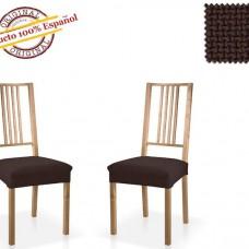 Чехол на сиденье стула универсальный Аляска Негро (2шт)