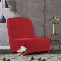 Чехол на кресло без подлокотников универсальный Ибица Рохо
