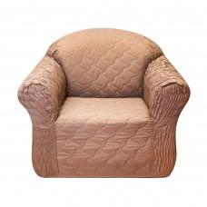 Чехол на кресло Арди шоколад